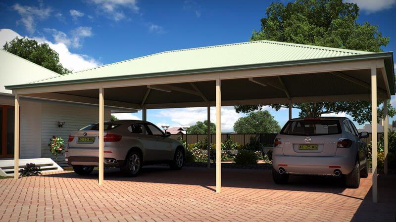 Quality Carports Sydney Correct Constructions
