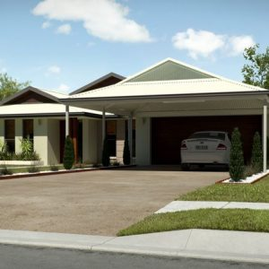 Quality Carport Design Attached To The House