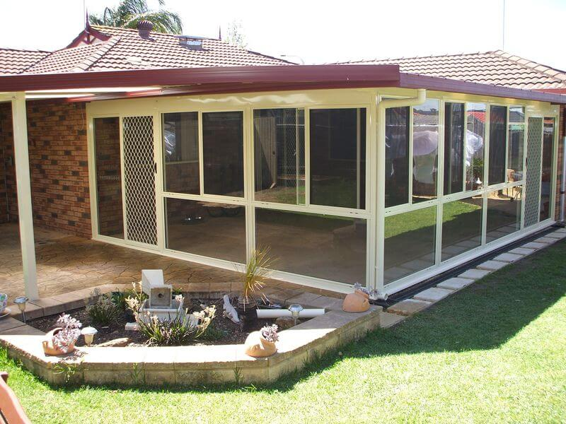 Glass Amp Screen Enclosures Penrith Quality Outdoor