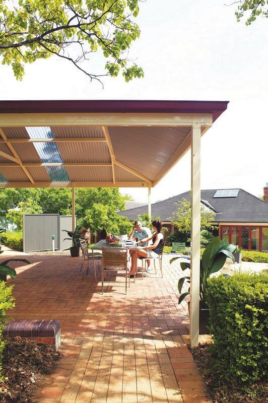 Pergolas Builders Sydney Correct Constructions