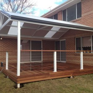 Pergolas, Patios, Awnings, Timber Decks, Handrails, Stainless Steel Wire Handrails, Verandahs 54