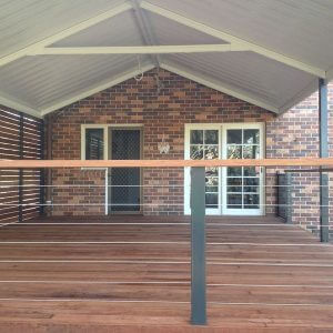 Pergolas, Patios, Awnings, Timber Decks, Stainless Steel Wire Handrails, Verandahs 55