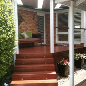 Timber Decks, Stairs, Verandahs 1